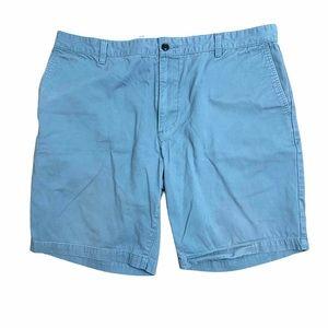 Dockers Dark Gray/Blue Shorts